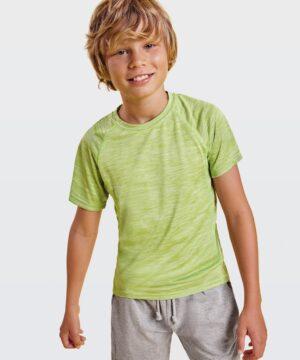 Camiseta técnica infantil Austin 6654 Roly