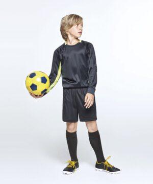 Camiseta manga larga infantil deportiva Porto 0413 Roly