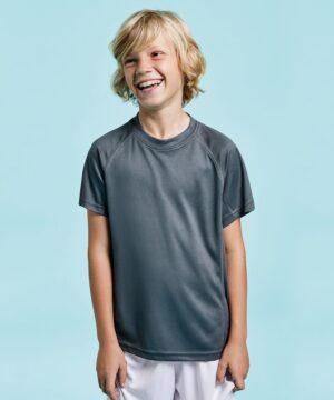 Camiseta técnica para niño Montecarlo 0425 Roly