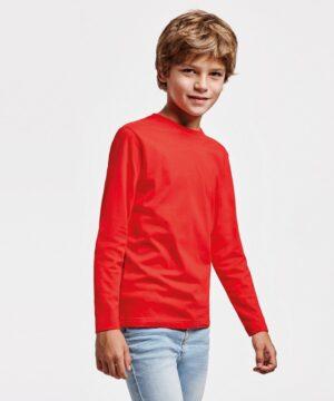 Camiseta manga larga para niño Extreme 1217 Roly