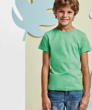 Camiseta para niño manga corta Dogo Premium 6502 Roly