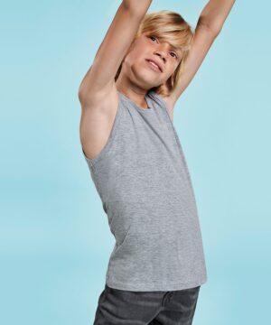 Camiseta para niño de tirantes Texas 6545 Roly