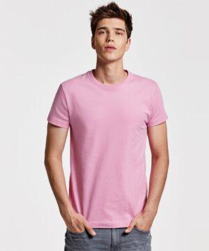 Camiseta para hombre manga corta Braco 6550 Roly