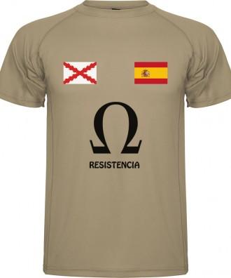 Resistencia Diseño 0 Frente Banderas Pequeñas